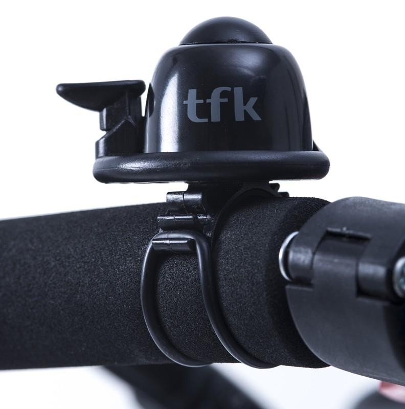 TFK Universalklingel schwarz