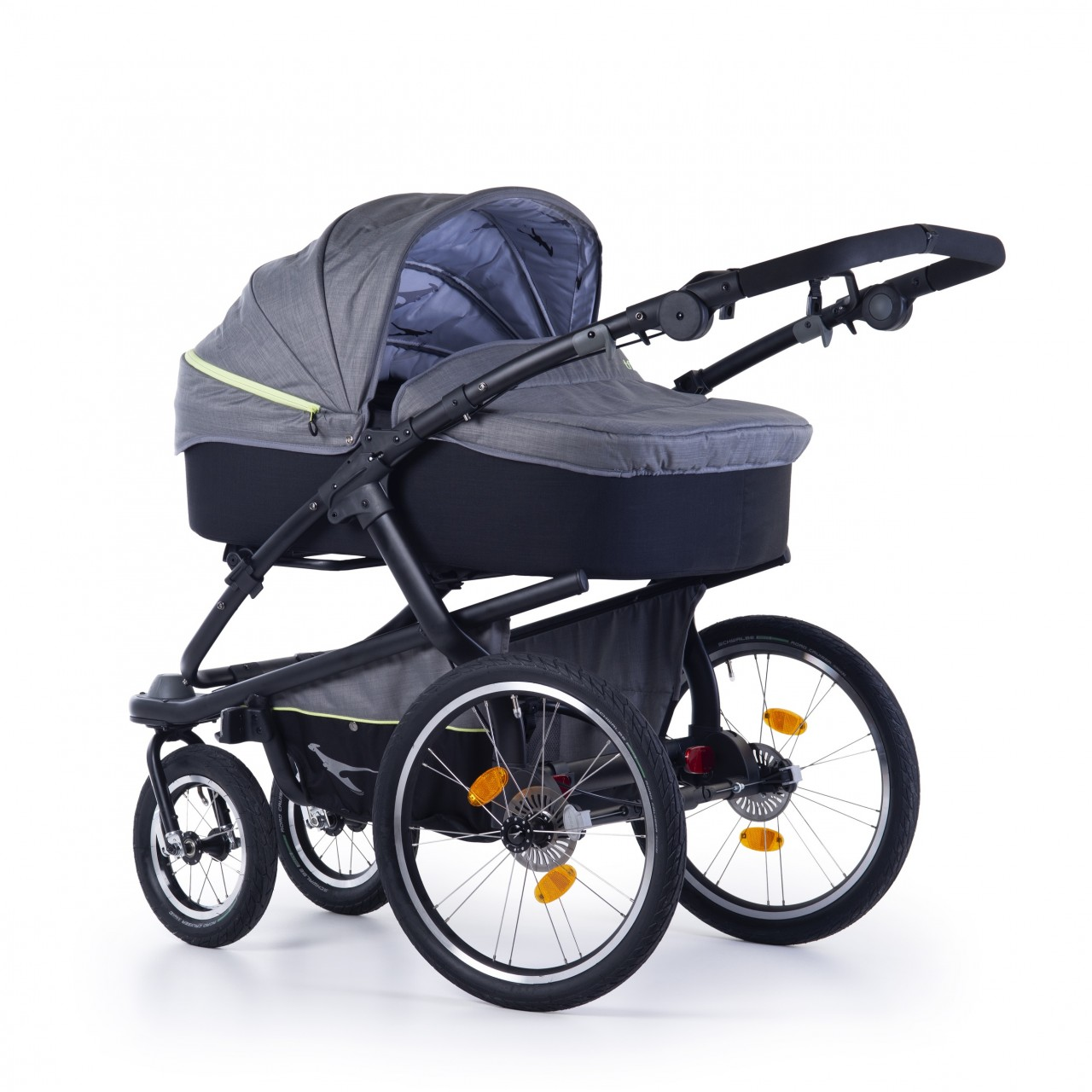 VeloX - Twin carrycot (incl. adapters)