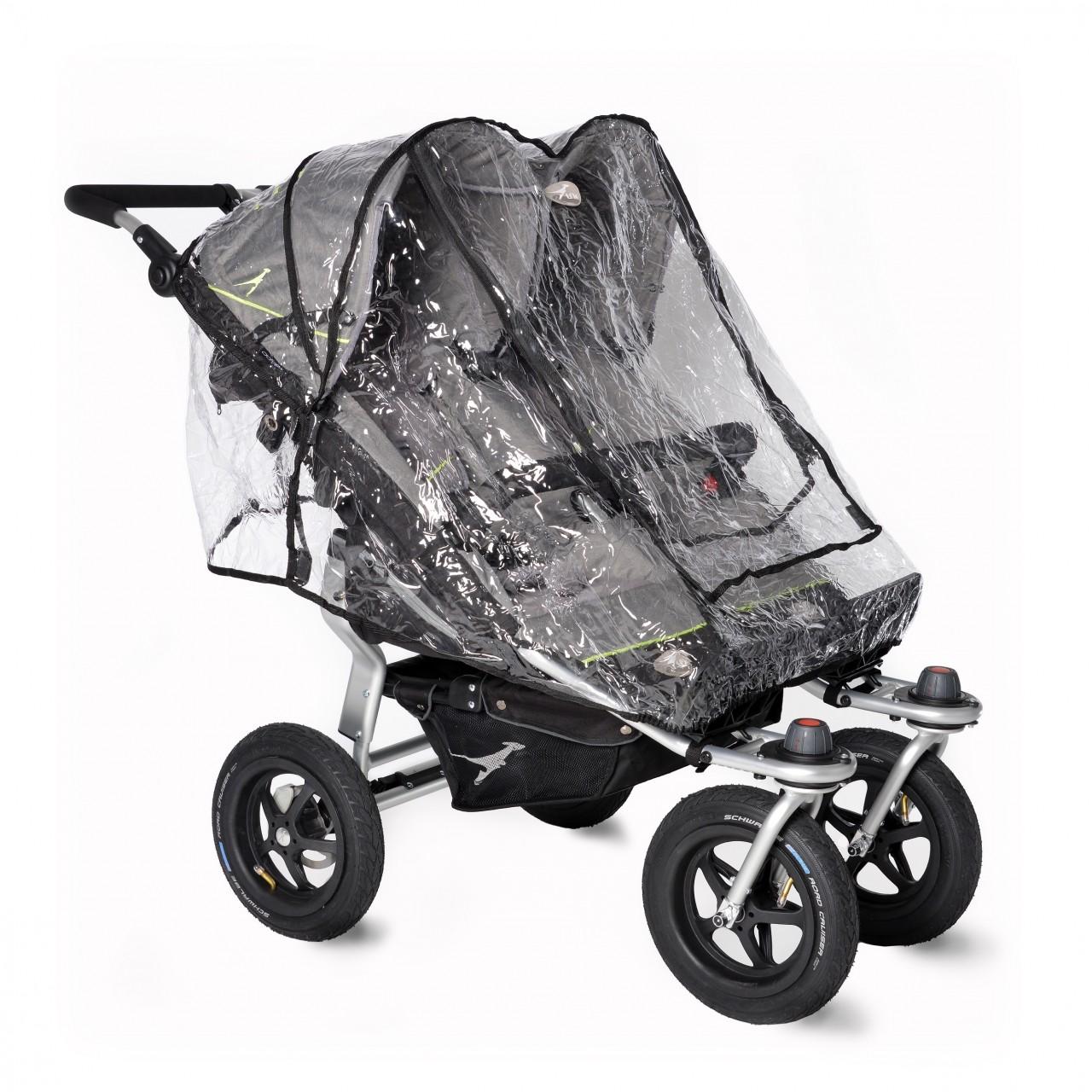 Regenverdeck - Doppelsitz - TWIN adventure